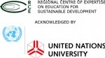 Regional Centre for Expertise on Education for Sustainable evelopment