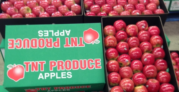 Lovely Farm Fresh Apples