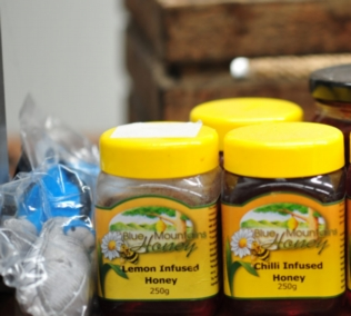 Blue Mountains Honey Shed