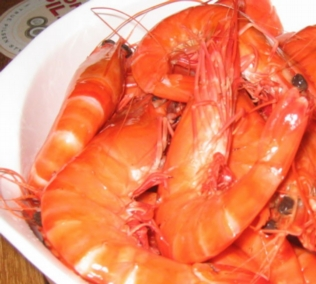 Gary Howards Hawkesbury River Prawns